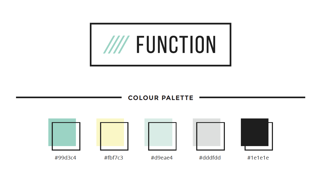 choosing brand colors by Function Creative Co.
