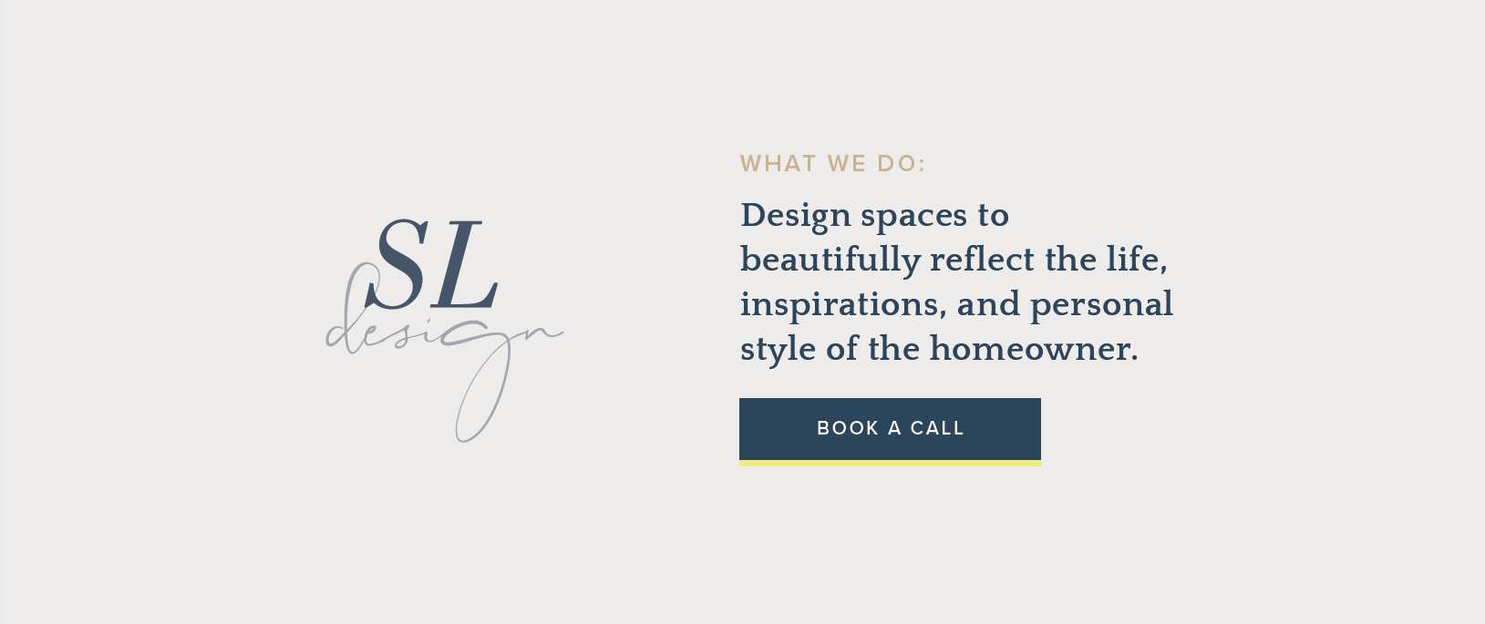 stephanie lees design interior design web banner