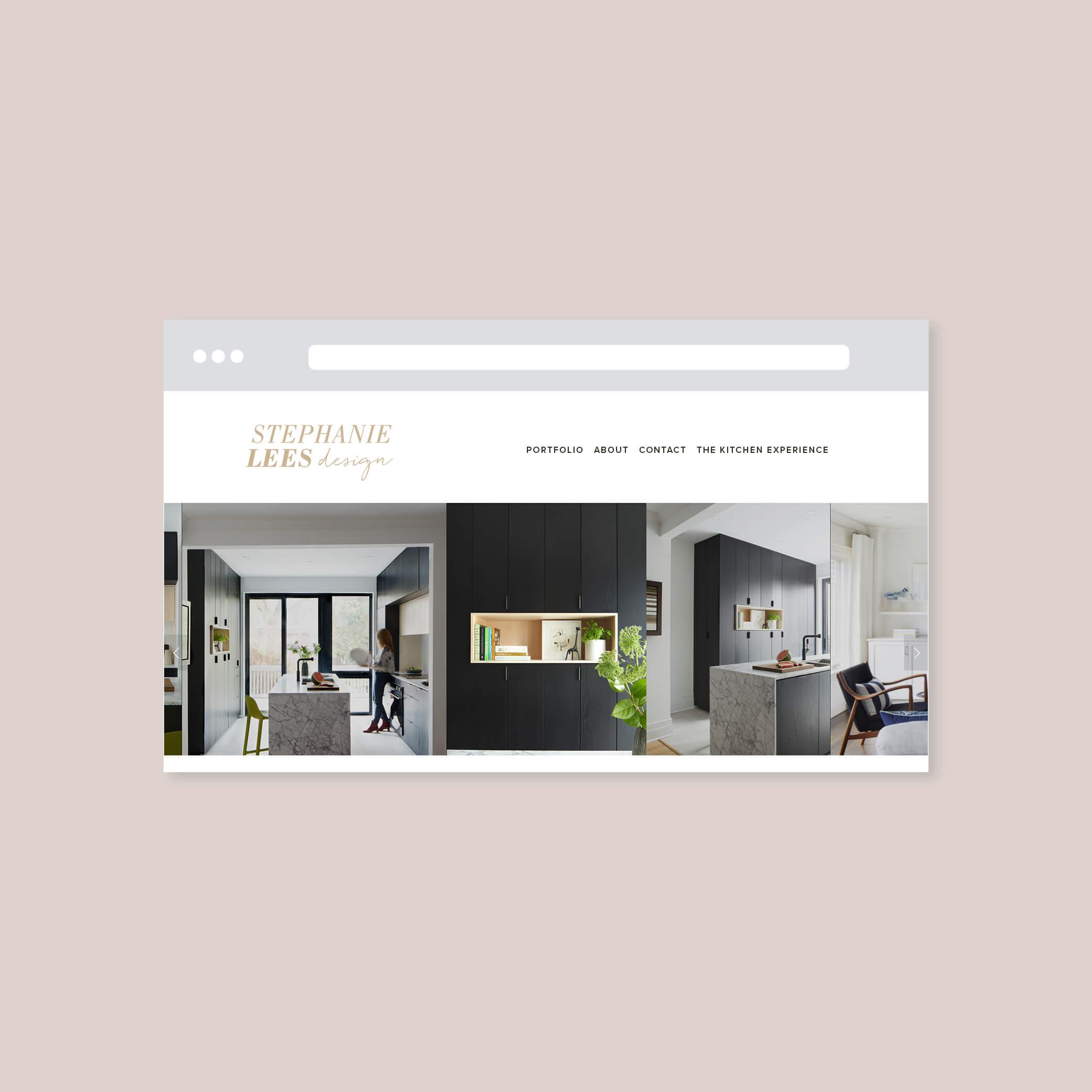 stephanie lees design interior design web browser