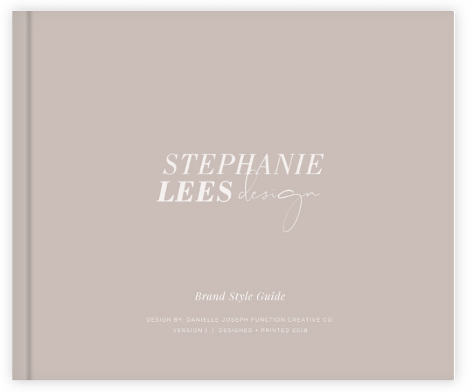 stephanie lees design interior design style guide