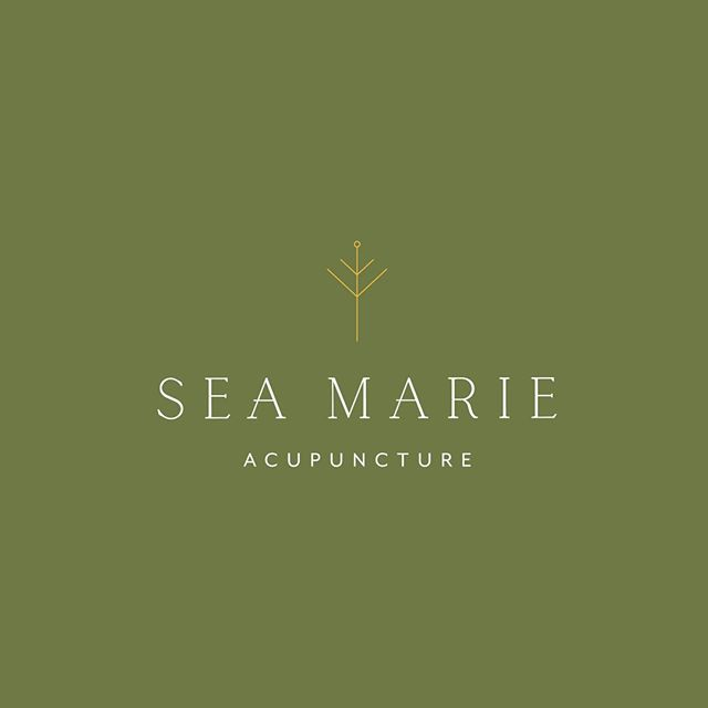 BRAND REVEAL!⁠ ⁠ This is a logo we designed for a Boulder, CO-based acupuncturist who takes a very whole and all-encompassing approach to her practice. ⁠ ⁠ The brand emphasizes the natural, earthy, yet vibrant qualities of Sea Marie Acupuncture. The brand imagery features vast landscapes showing depth reflect Sea's holistic approach and the natural 5 elements that guide her practice. ⁠ ⁠ We are so excited to share her website with you soon as well! As with the brand, it was important to build something that Sea Marie could grow and evolve with when it came to website experience. We wanted something timeless, simple, minimalistic, but also full of subtle touches of vibrant personality and natural elements. ⁠ ⁠ More to share with you soon!⁠ ⁠ ⁠ ⁠ ⁠ ⁠ ⁠ #brand #entrepreneur #branddesign #designerlife #designer #beingboss #dowhatyoulove #lovewhatyoudo #thatsdarling #logodesign #branding