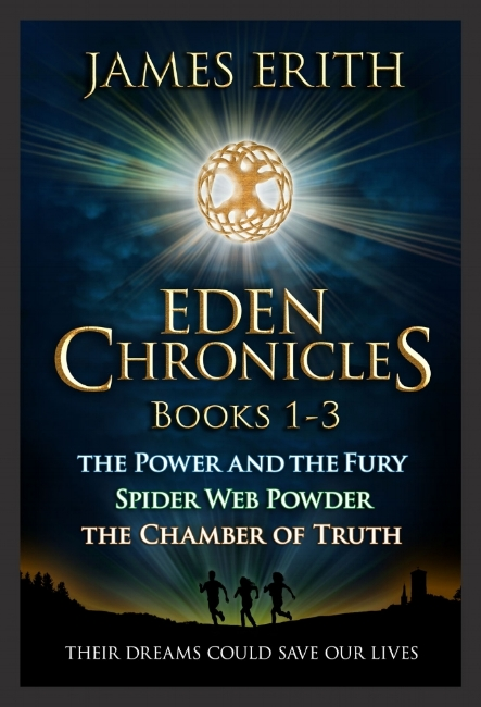 EDEN CHRONICLES BOOKS 1-3
