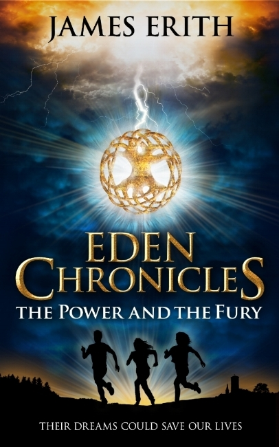 THE POWER AND THE FURY - Book 1