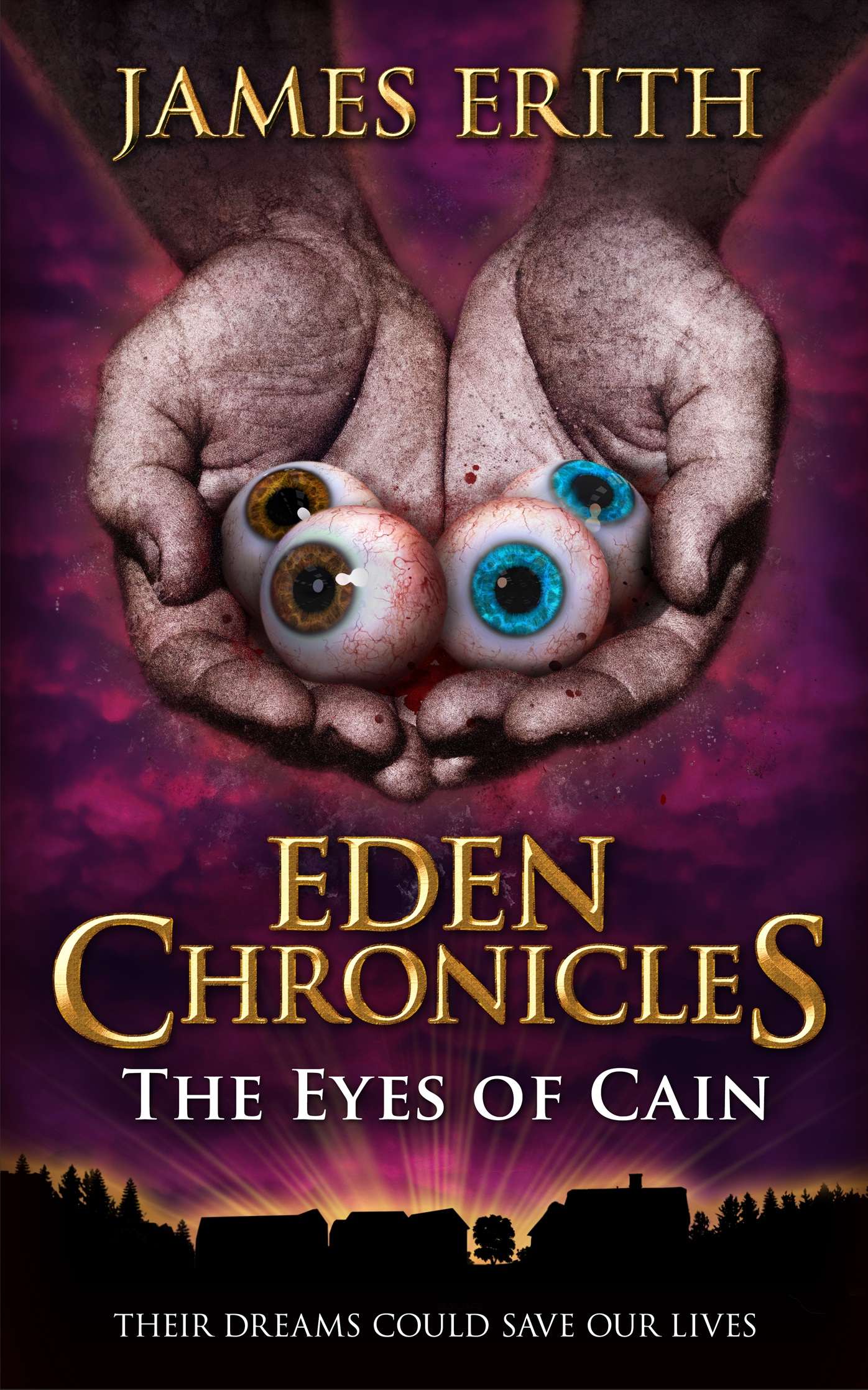 THE EYES OF CAIN - Book 5