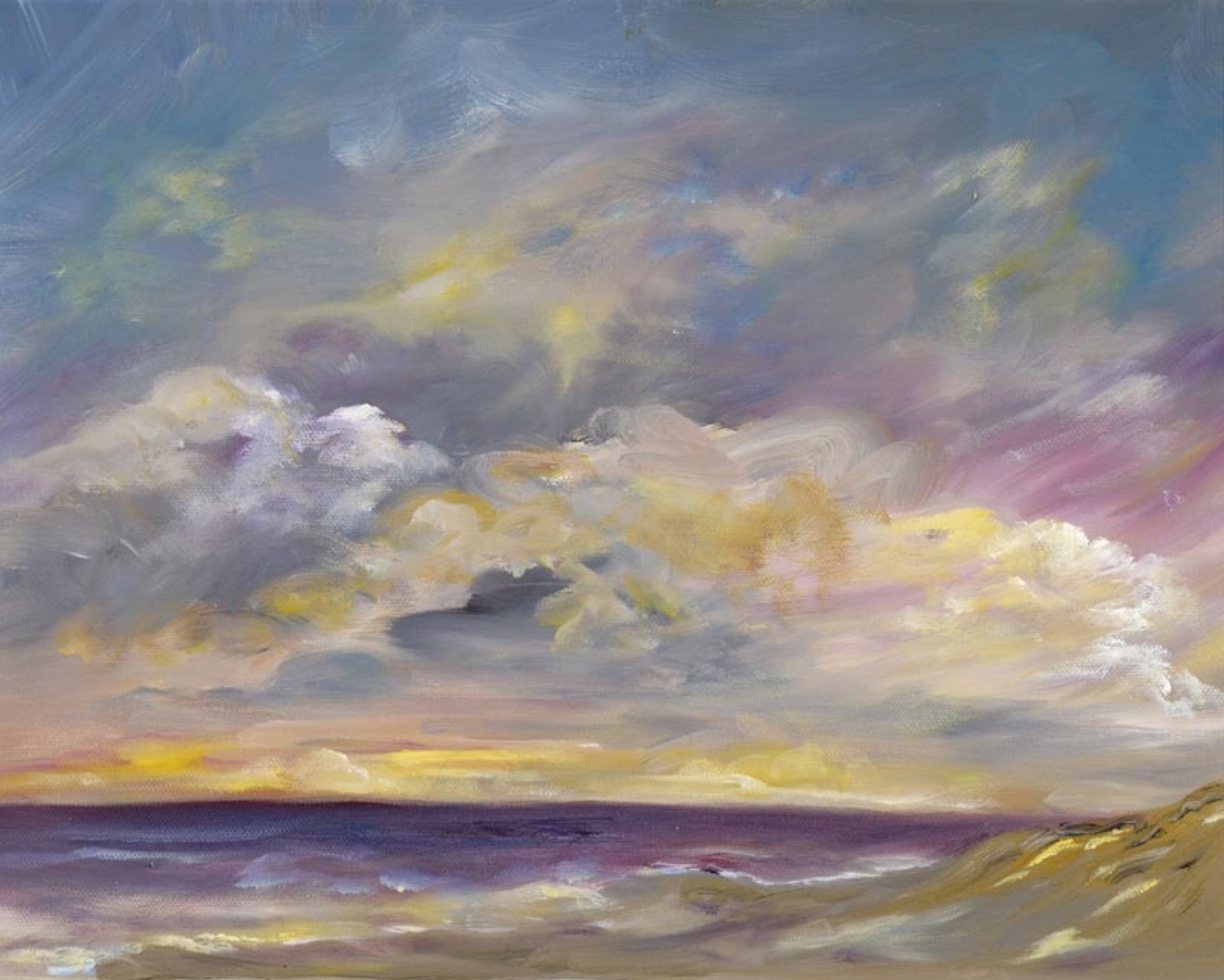 STORM'S END - SOLD
