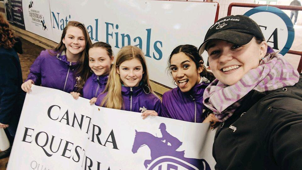 Team Cantera at IEA National Finals