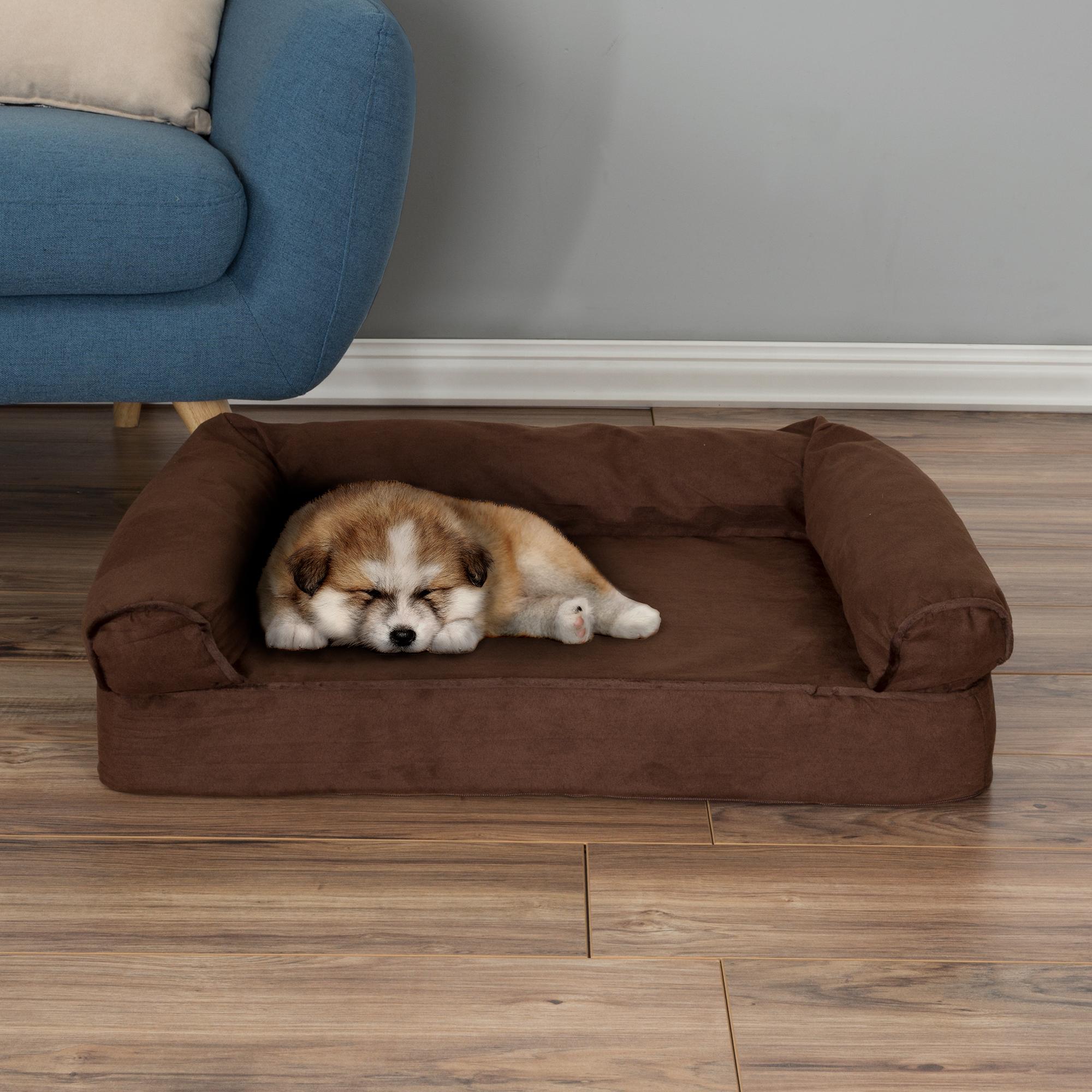 Pet Sofa Bed with Memory Foam
