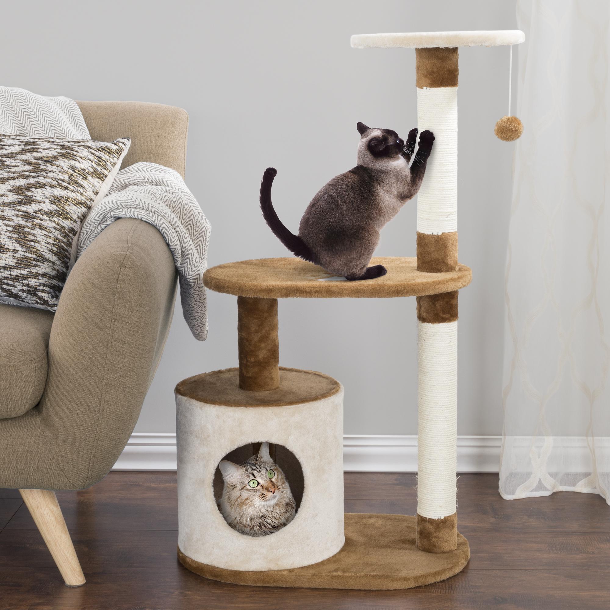 3 Tier Cat Condos