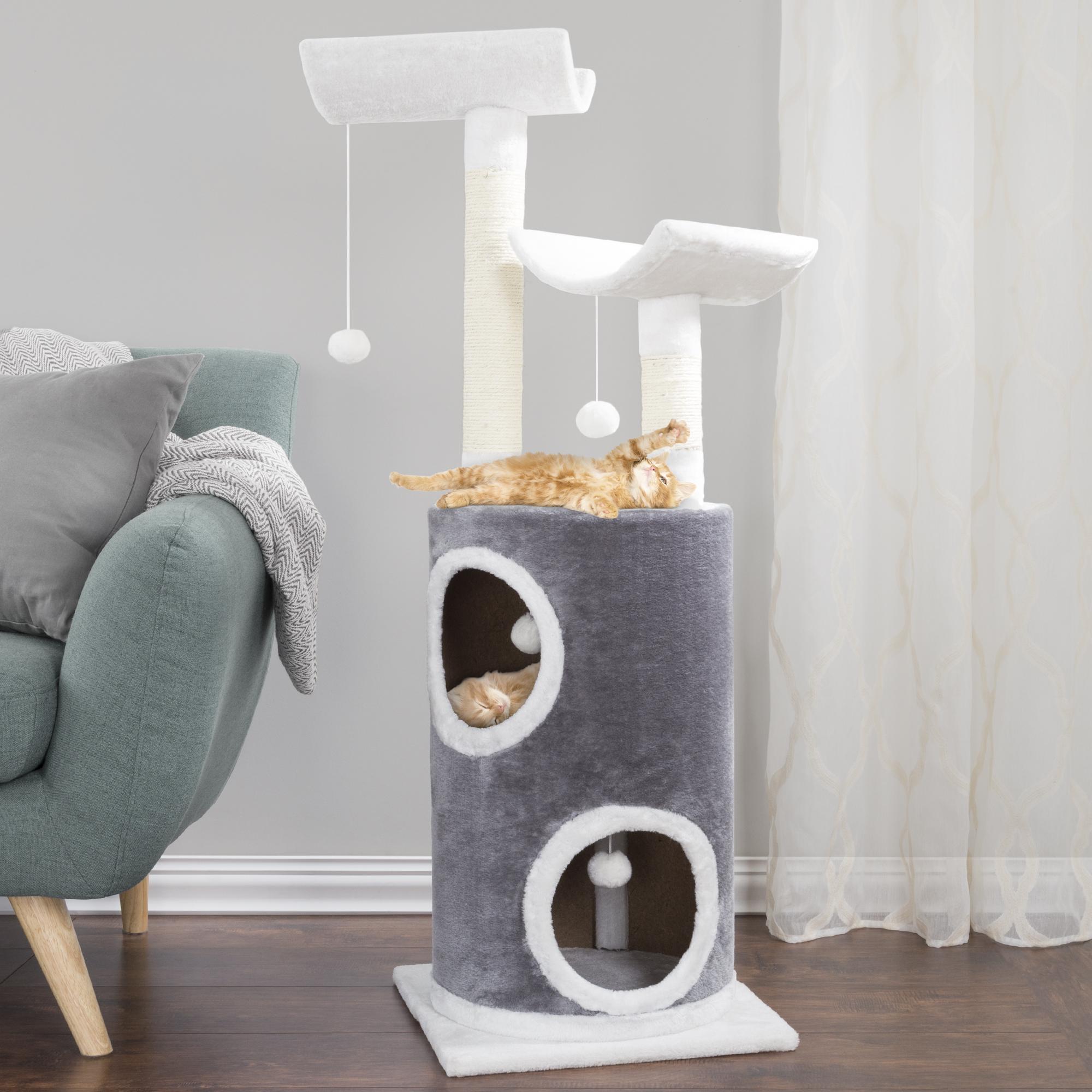Double Decker Cat Condos