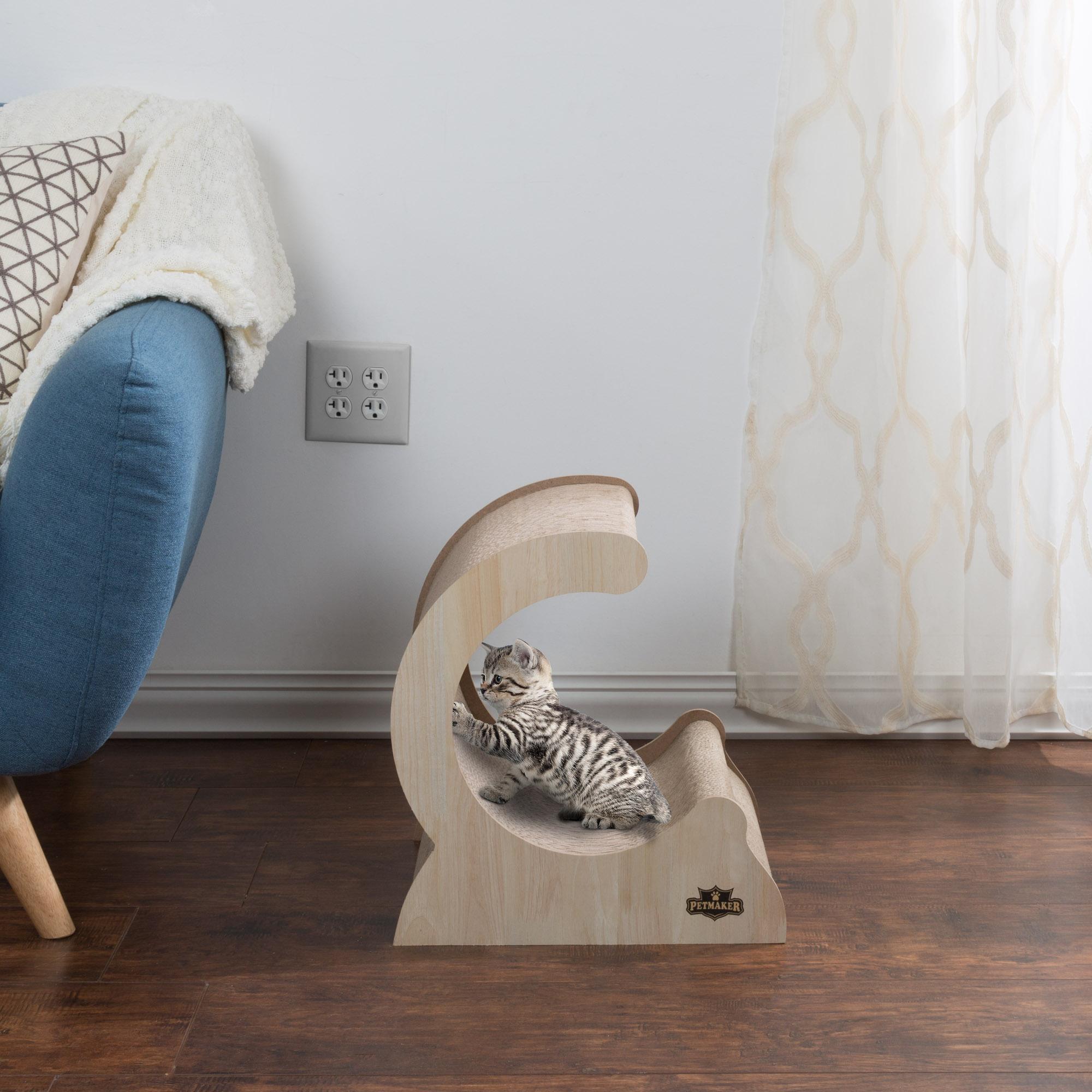 Wood and Cardboard Scratchers