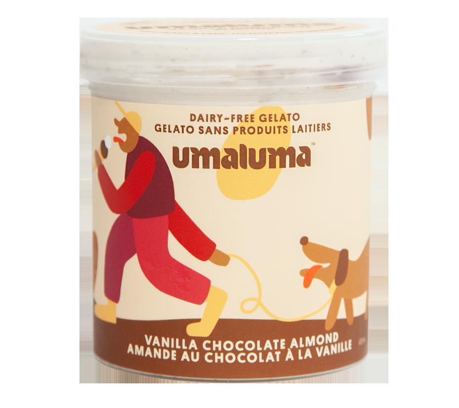 Vanilla Chocolate Almond