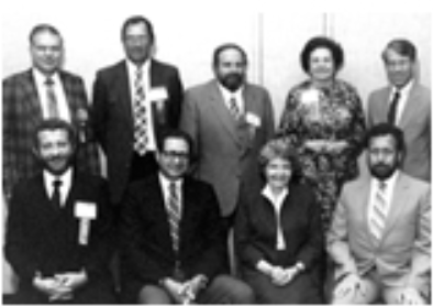 Psi Chi National Council, 1983–84