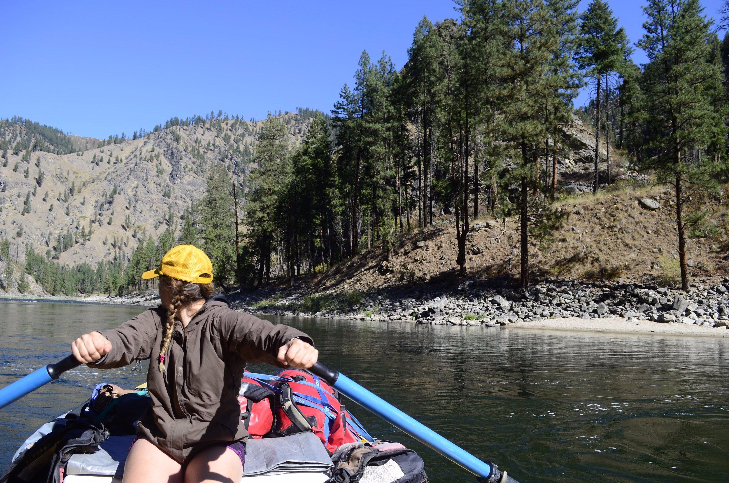 Main Salmon Rentals - $600/ 6 days