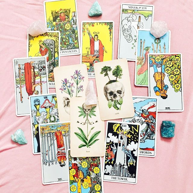 Do you believe Tarot readings have some truth to them? Do you have an experience when a reading came true??🔮 💖 • • • (please DM for 📸 cred) •  #witchythings #witching #spookyseason #spooky #Halloween #halloween🎃 #halloweenseason #witchcraft #witchyvibes #witchesofinstagram #witchesofinstagram #tarot #pickacard #tarotcards #tarotreading #tarotspread #tarotreadersofinstagram #tarotdeck #tarotonline #tarottribe #tarotlover #tarotdaily #tarotscope #tarotreaders #tarotcommunity
