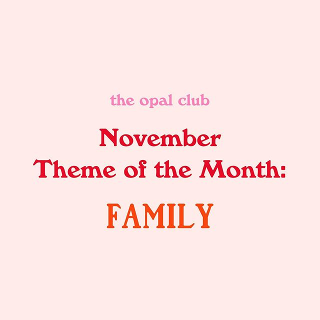 ✨NOVEMBER THEME OF THE MONTH: FAMILY✨ 'All happy families are alike; each unhappy family is unhappy in its own way.' ✨  This month's Theme of the Month is Family. That doesn't necessarily mean you have to dissect your family tree, but we want you to explore what family means to you, what you love about your family, what you hate, what you want to change, what you miss… 💖 💖💖💖 • • • • •  #writersofinstagram #writer #write #writerscommunity #writerslife #writersblock #writersofig #writers #writers_den_ #writes #writeups #writersden #writeaway #writerofig #writersconnection #writersclub #writersnetwork #writerssociety #leotolstoy #annakarenina #writingprompts #writingpromptsdaily #writingprompt #writingprocess #writinginspiration #writingproject #writingclass #writingclub