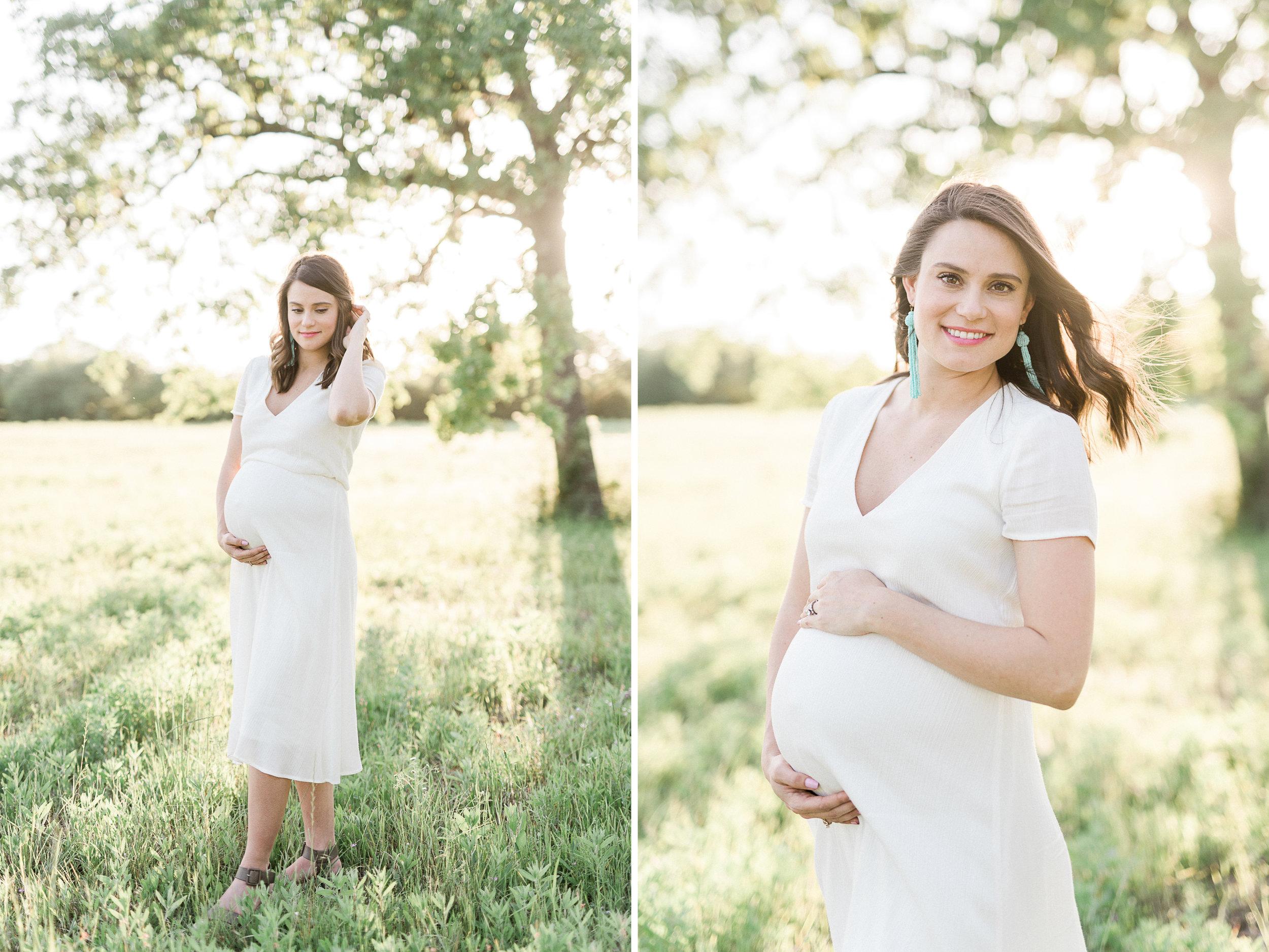 austin texas  lifestyle maternity photographer