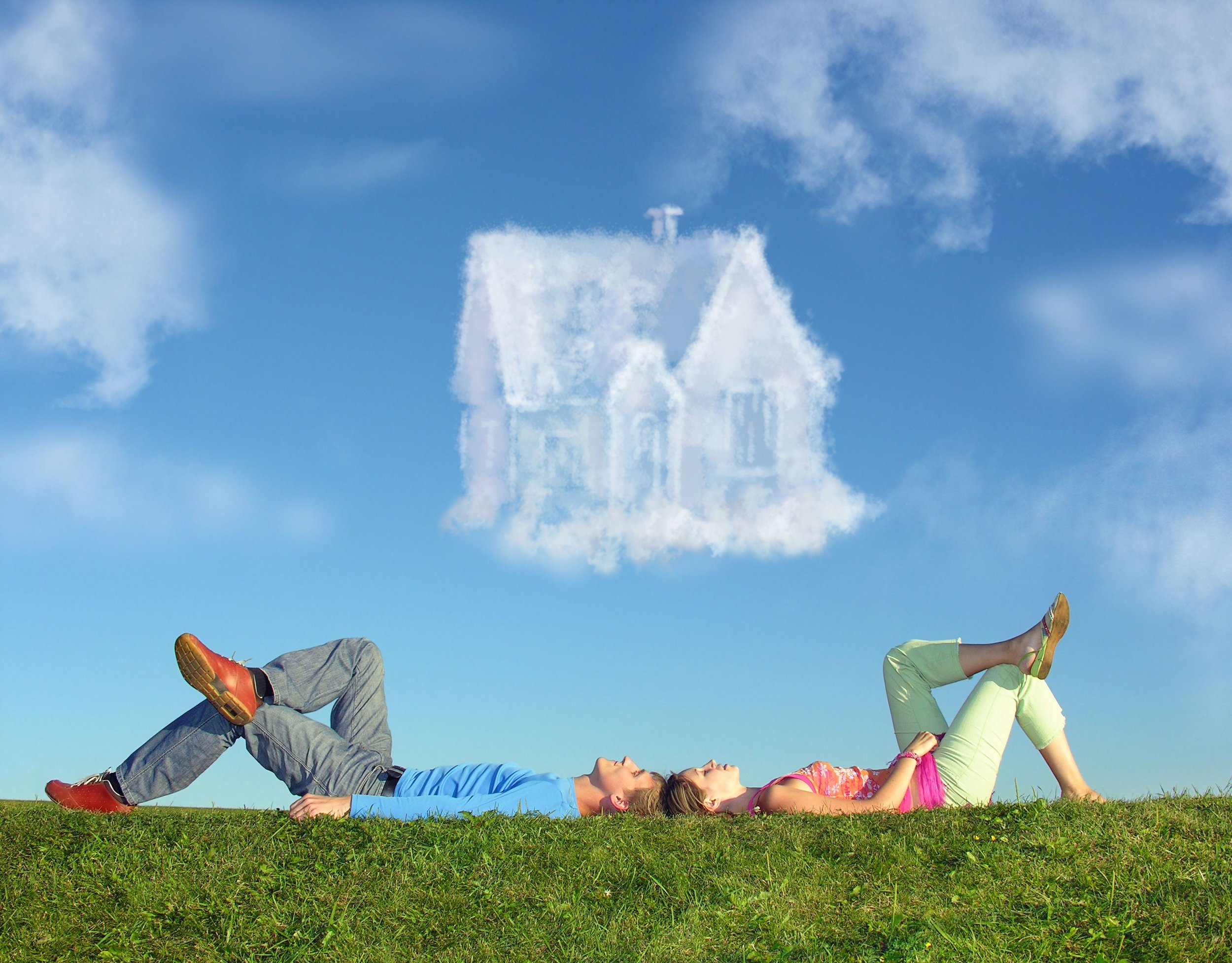 Finding a Home - I can help you make the dreamof buying a new house into a reality.