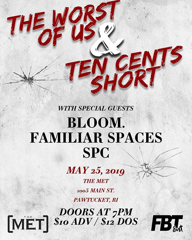 Lets go bitches, coming at you hot next month. #tencentsshort #theworstofus #fbtfam #themetri #music #poppunk #metalcore #warpedtour #livemusic #pizza