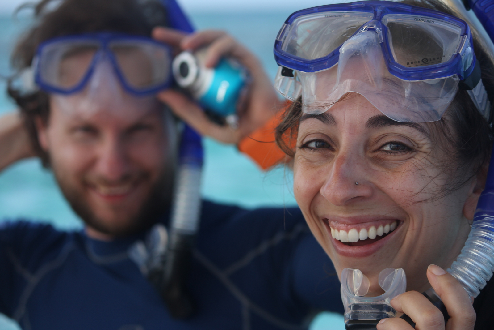 Christiaan Burchell _ Annie Chamberland _ Snorkeling.JPG