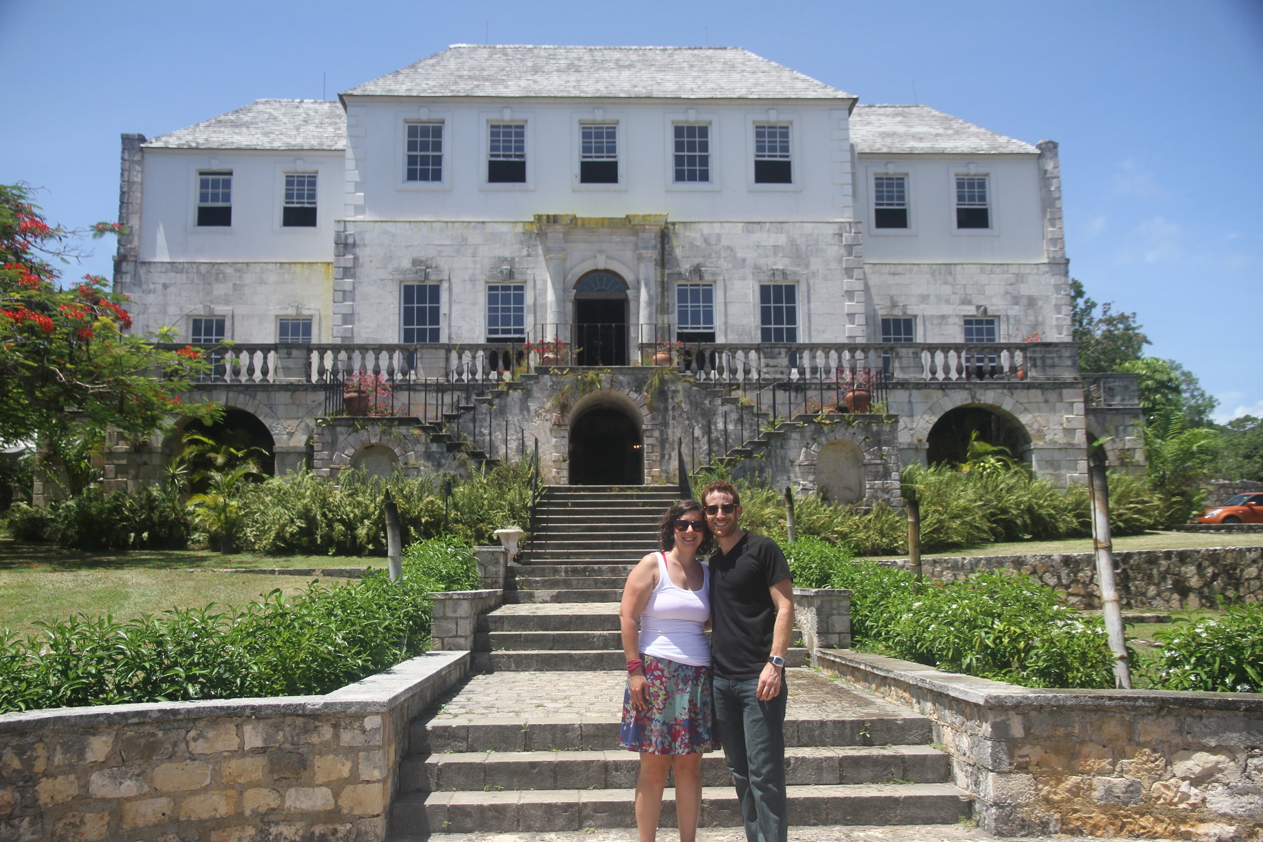 ROSE HALLGREAT HOUSE -
