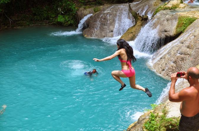 BLUE HOLEOCHO RIOS -