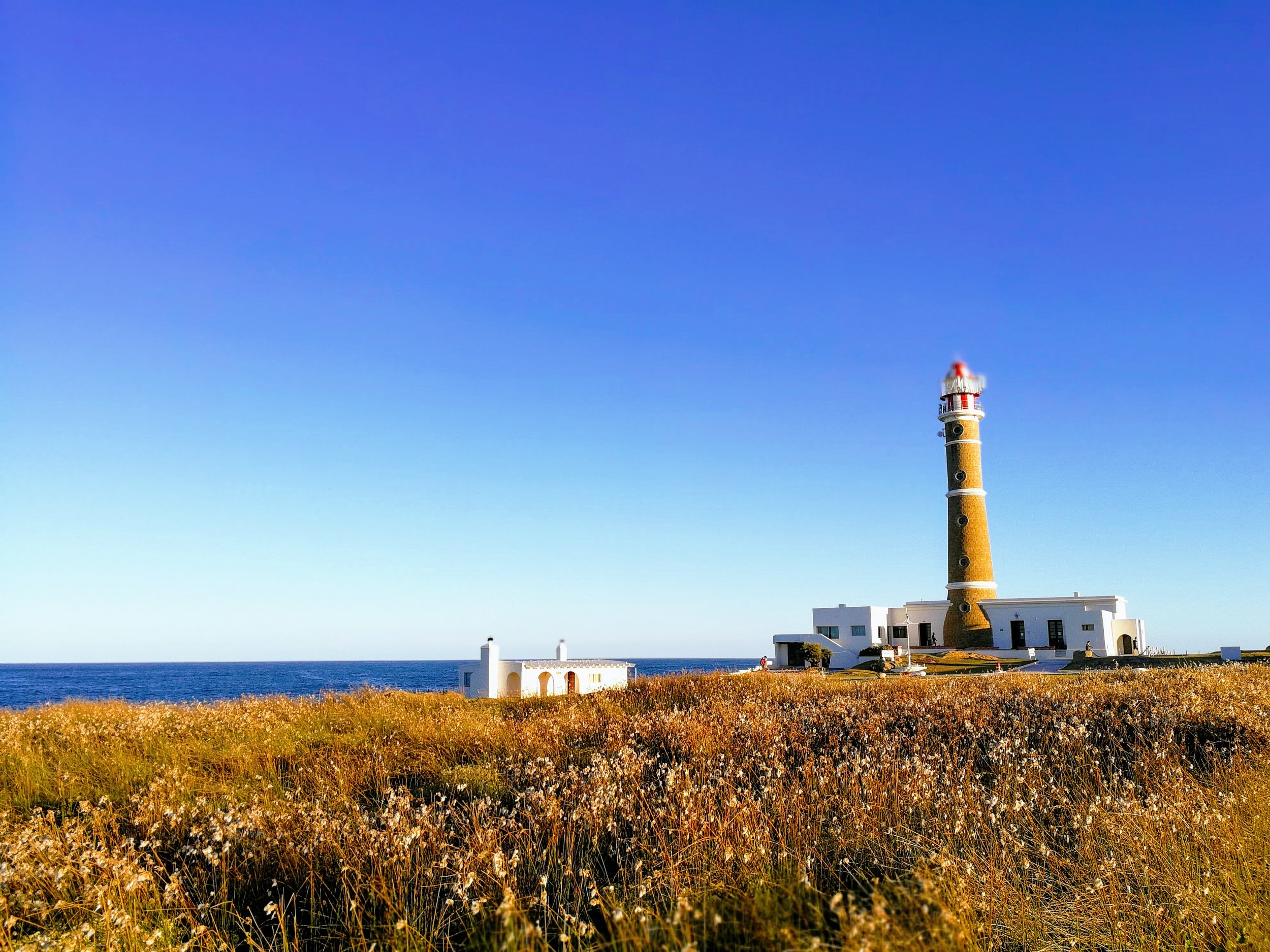 Cabo Polonio is famous for its lighthouse constructed in 1880 to deter potential shipwrecks from crashing into the peninsula.