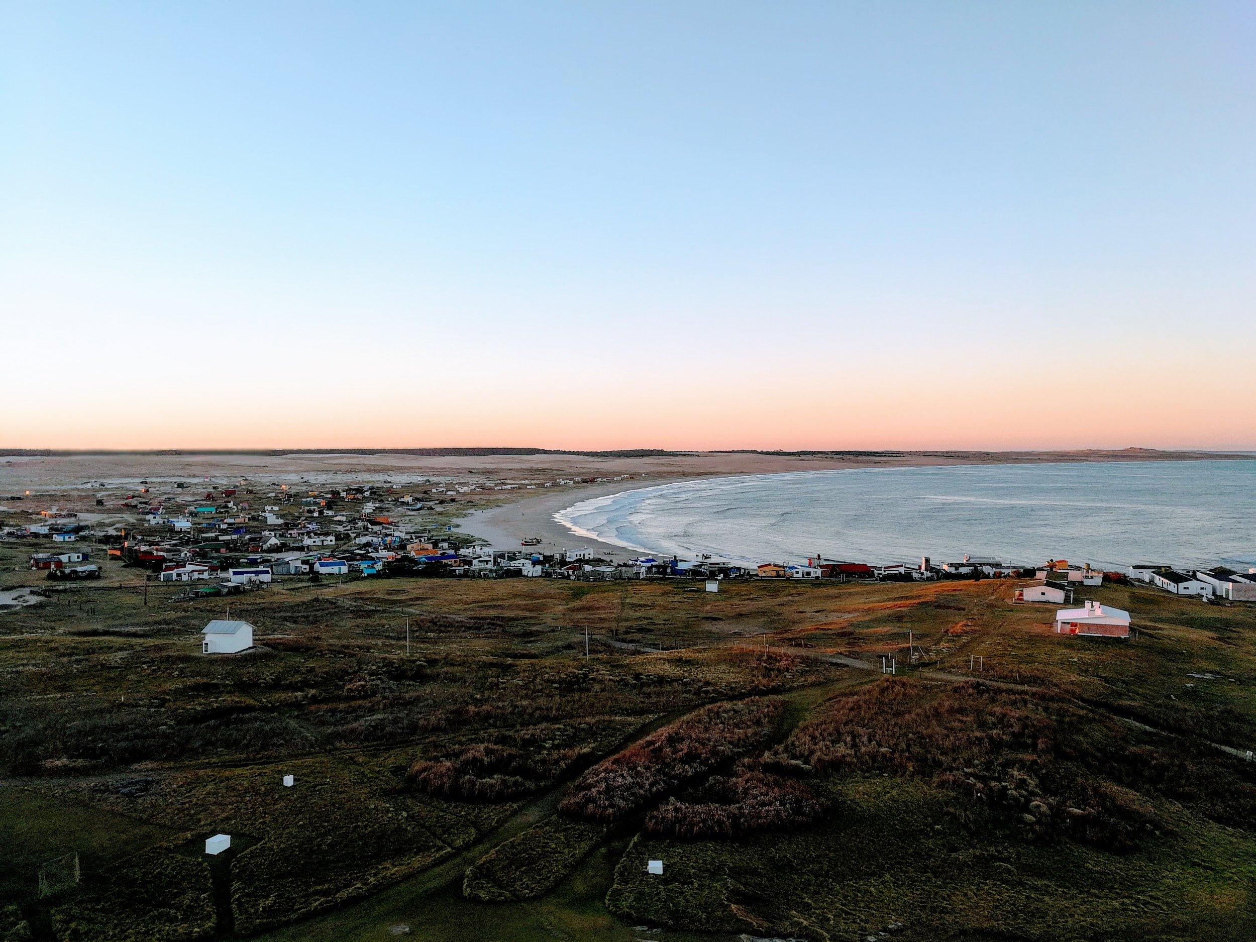 cabo polonio uruguay sunset city town national park atardecer linda beautiful things to do