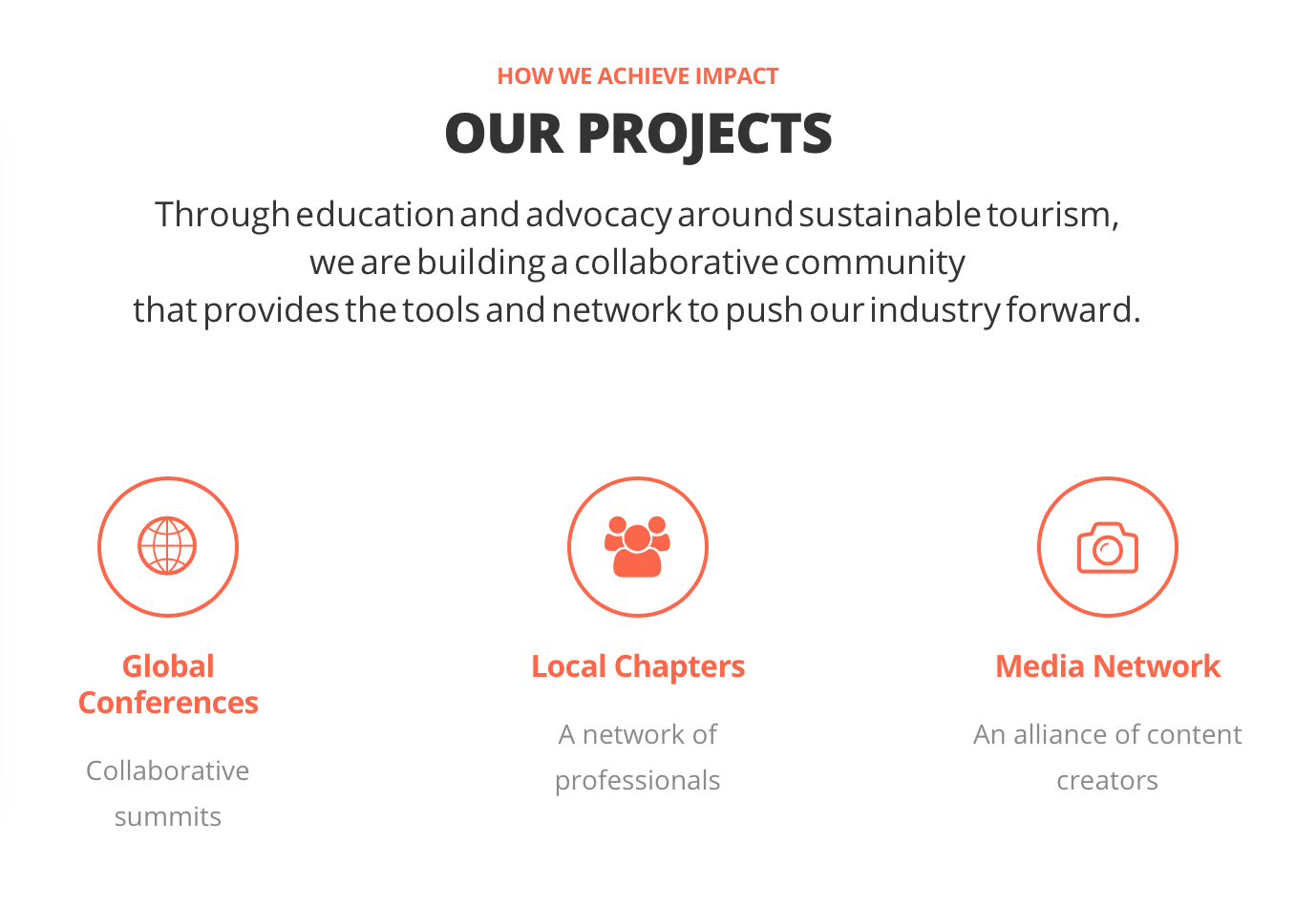 Impact Travel Alliance is striving to improve the tourism industry through education and advocacy.