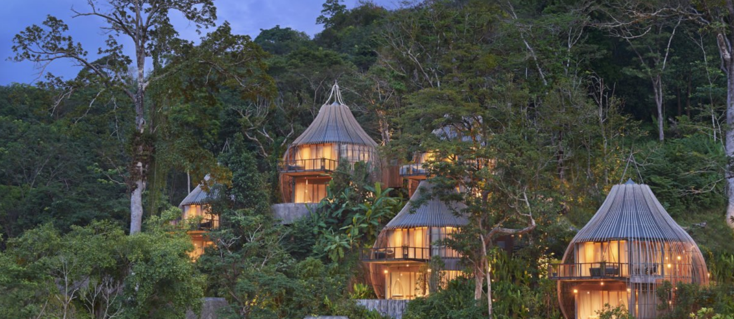 Check out Green Pearls post featuring  Keemala Hotel , which is located amidst the forests of Kamala on the peninsula Phuket in Thailand.