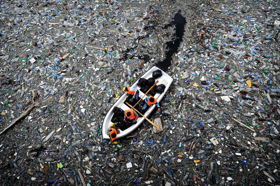 Photos That Will Make You Absolutely Furious If You Care About The Environment - the truth behind plastic use