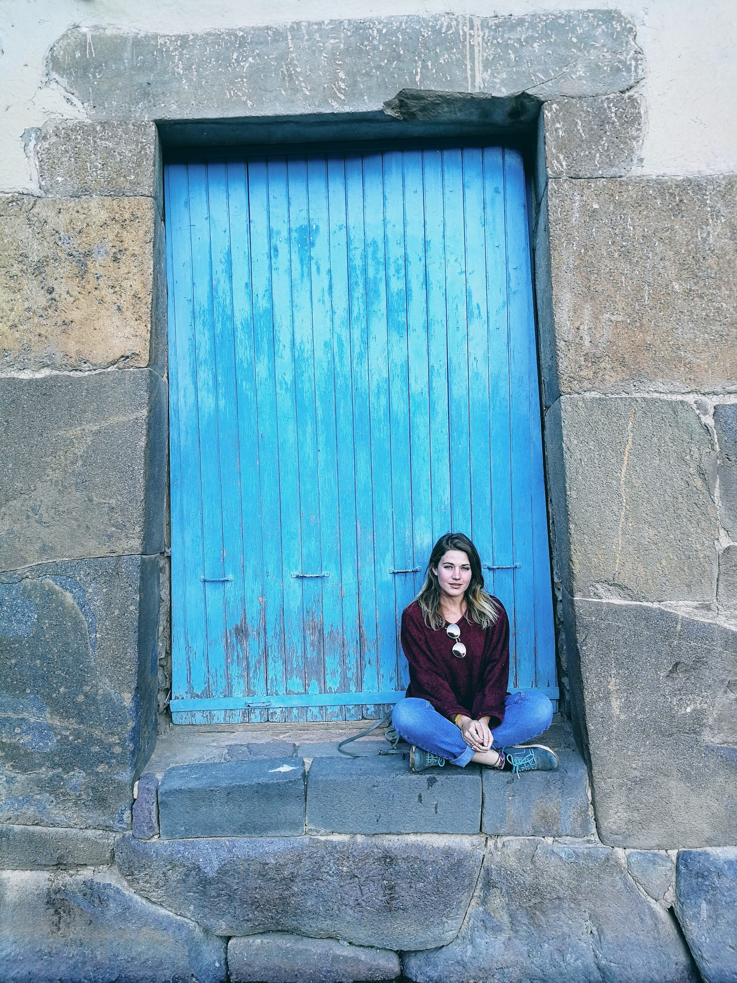 Things to do in Ollantaytambo, Peru. Ollantaytambo is a beautiful inca town on the way to Machu Picchu (Inca Rail) full of ruins. Founder Rose Cornwell 2018