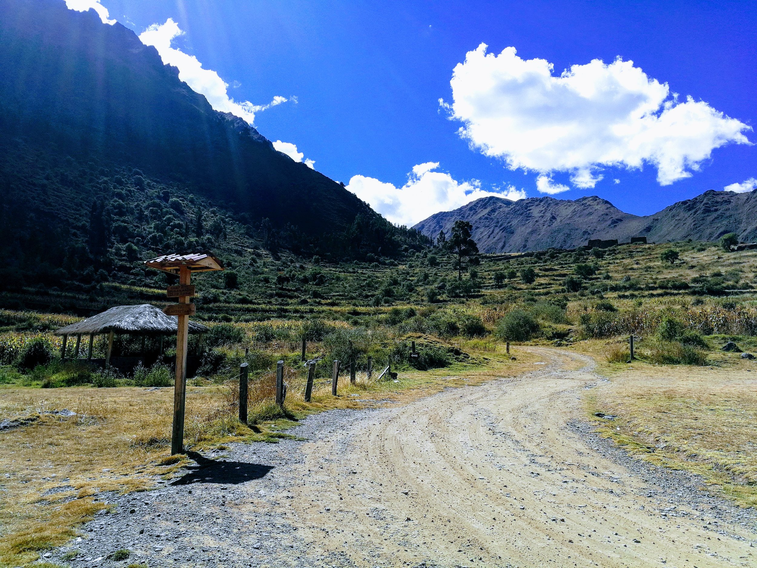 how to get to the Pumamarca ruins from ollantaytambo: hiking guide.