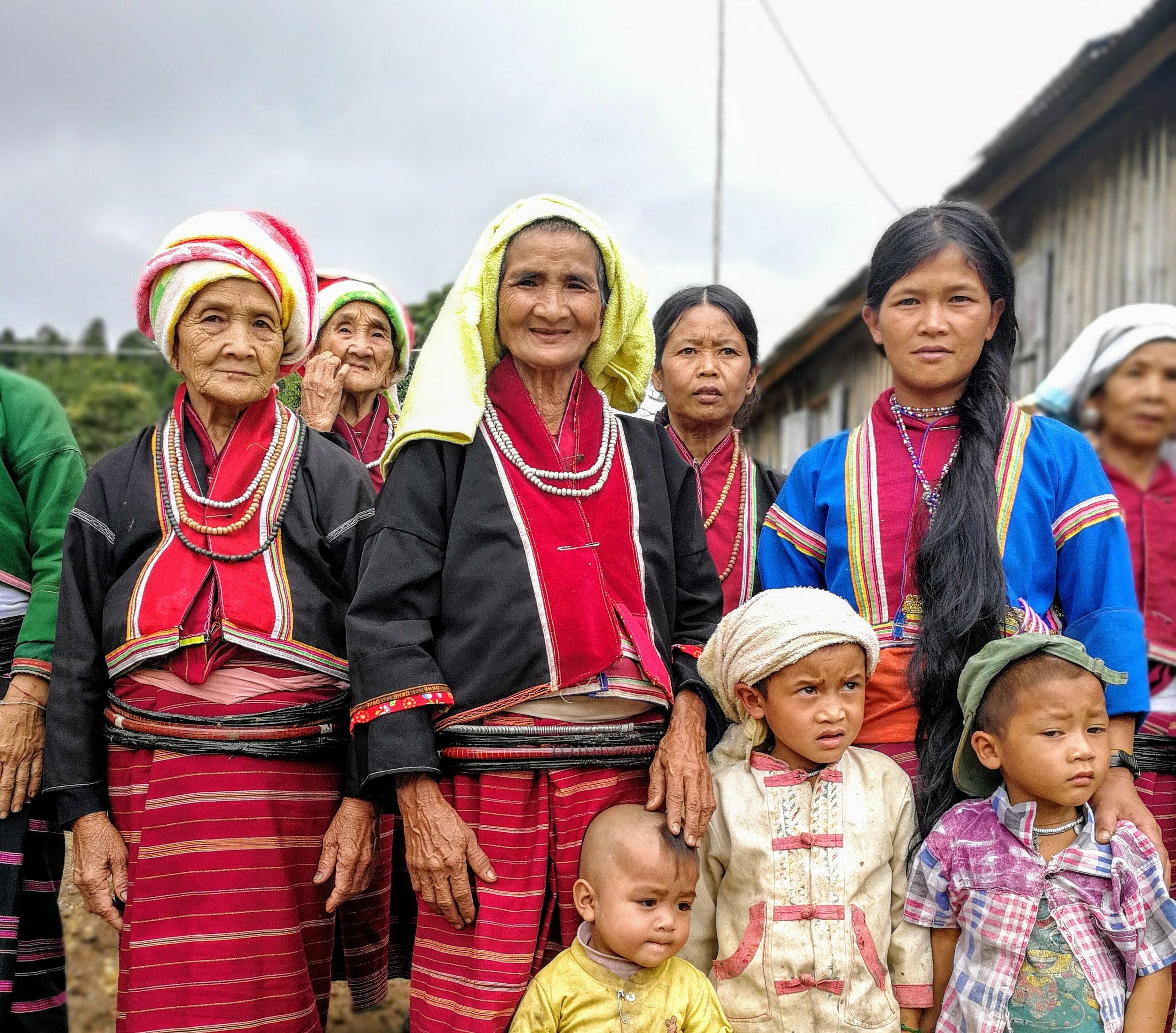 Northern Shan State in Myanmar. Build a School in Burma.
