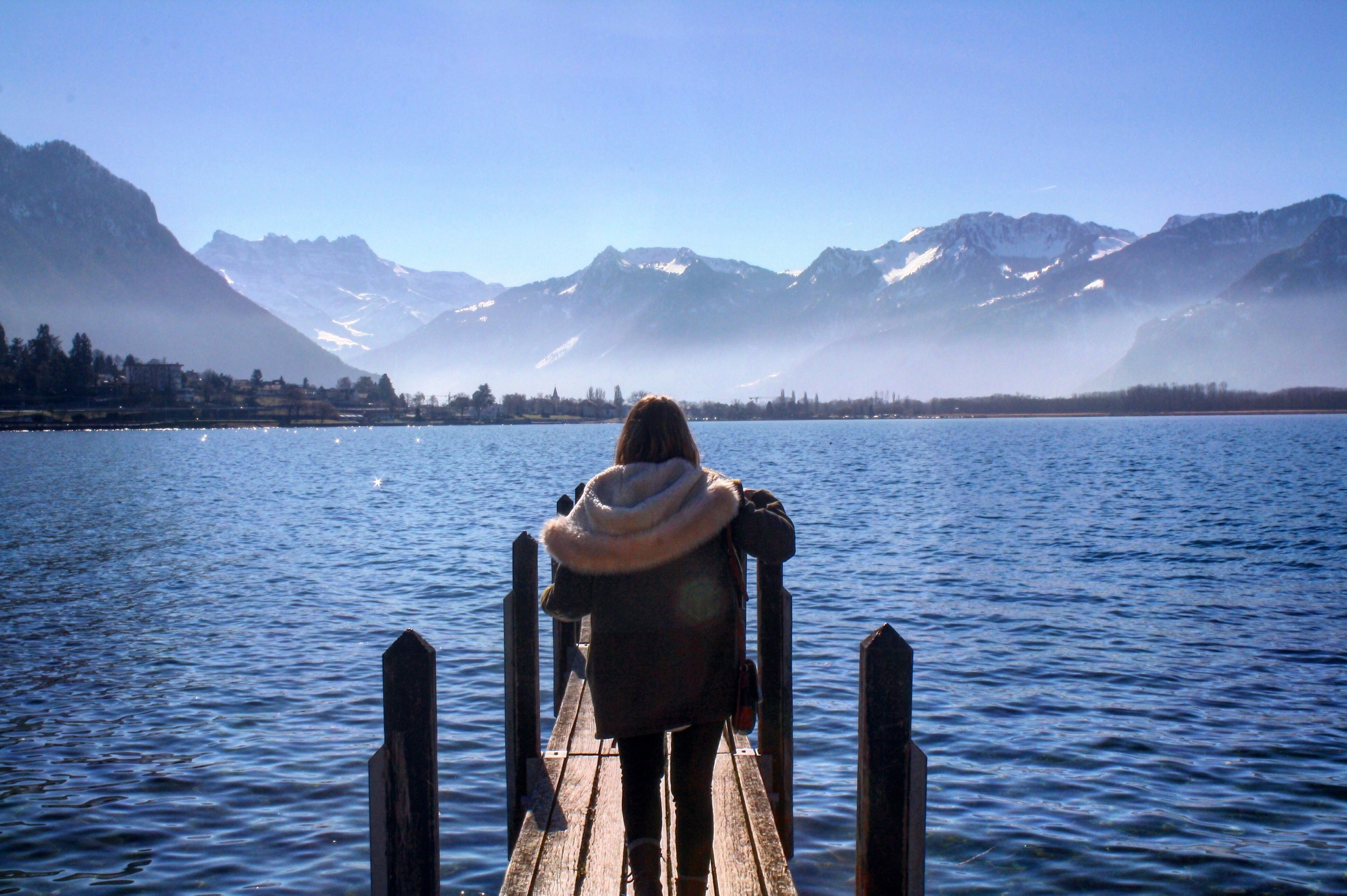 Exploring Lake Geneva