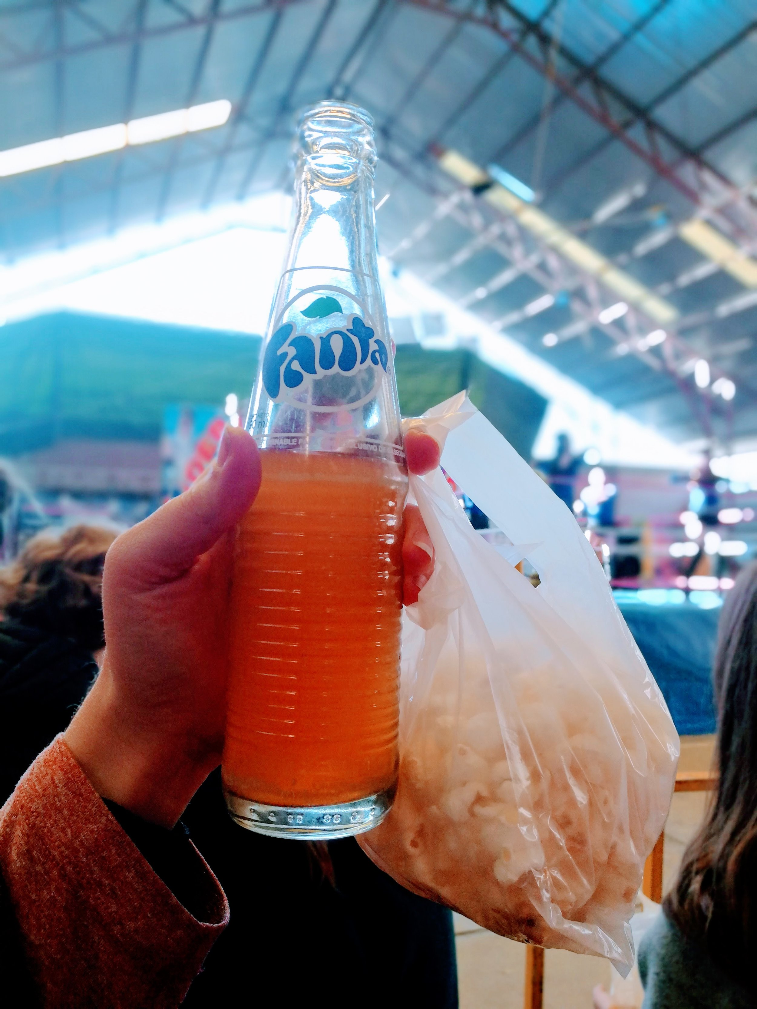 how to see Cholitas Wrestlers in Bolivia. Everything from the history of Cholitas wrestling to where to book your ticket. find out how to get a free fanta orange and popcorn at the show!