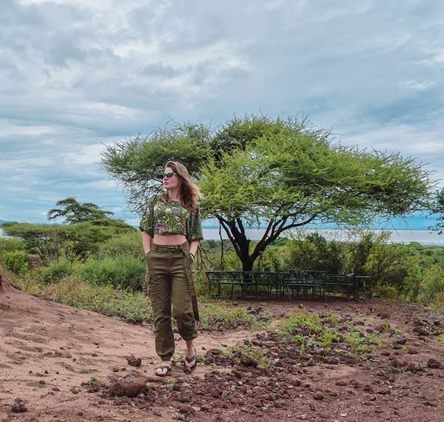 The entire time I was in Serengeti National Park I felt like I was in an episode of Planet Earth 🌍The park spans across 30,000 kilometers (12,000 miles) of pristine, undeveloped land used by hundreds of endangered/threatened species who would otherwise be extinct in #Tanzania if it wasn't for the vast expanses of protected land 😱😍 the best part from a conservation perspective is this park is made for the animals (not people, like many of the parklands in the U.S.) visitors are forbidden from exiting their cars  except for in designated hiking areas, meaning the animals are free to roam and live wildly. Of course it can get frustrating being stuck inside your car all day, but humans dominate every other corner of Earth making this park on of the last adequate habitats for species like lions 🦁 what's the most impressive park you've ever been to? . . . . . . . . . . . . . . . . . . #serengeti #serengetinationalpark #parks #outdoorwomen #ecotravel #ecotourism #planetearth #outdooradventures #outdoorliving #tanzania🇹🇿 #safari #savetheplanet #earthfocus #wearetravelgirls #gltlove #sheisnotlost #womenwhoexplore #womentravel #travelingpost #naturelover #natureisawesome #nature_brilliance #naturewalk #hiking🌲 #hiking_daily #travelingtheworld #exploretocreate #adventuretravel