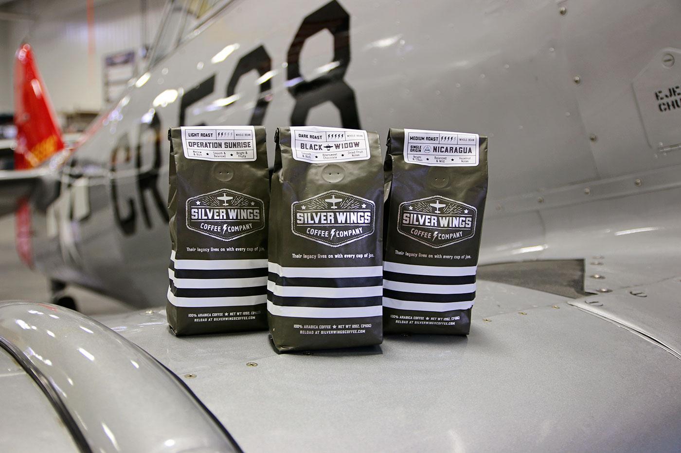 Silver Wings Coffee Company!