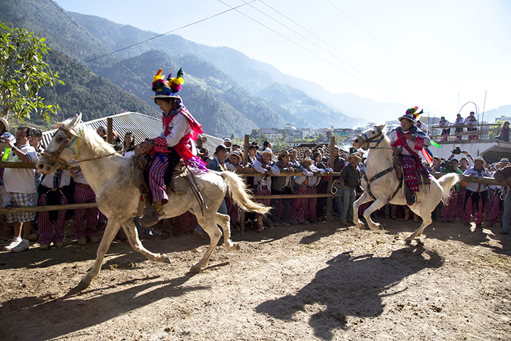I Cheated Death in a Ceremonial Horse Race - For a week each year, the villagers of Todos Santos, Guatemala, get wasted and race horses. Sometimes people fall, sometimes people die. I decided to join them.