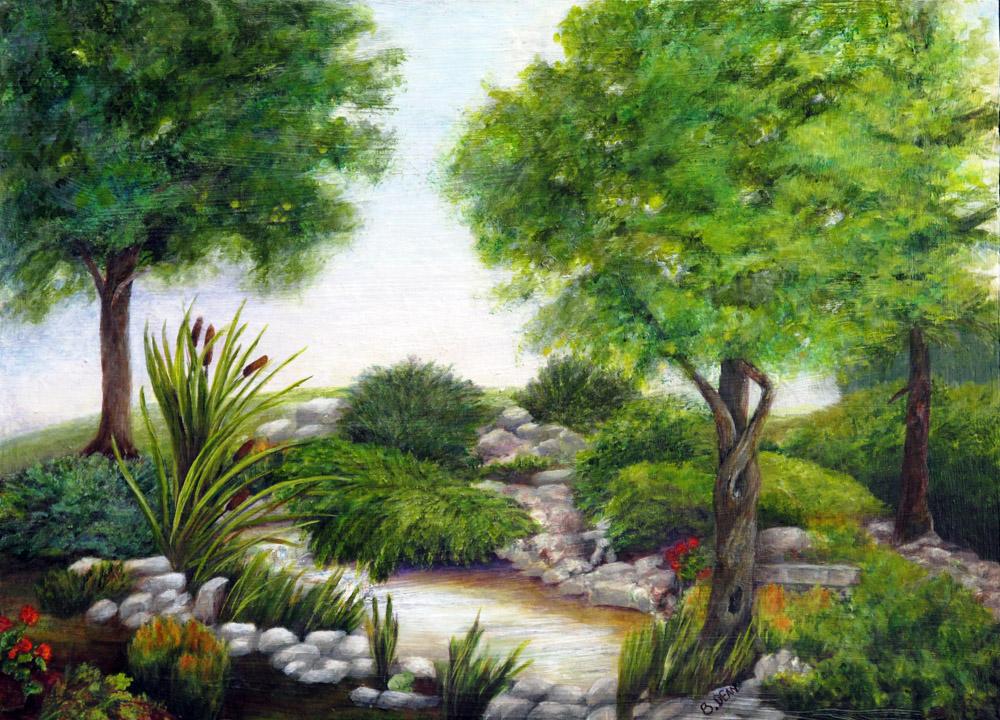 Sawyer's Pond