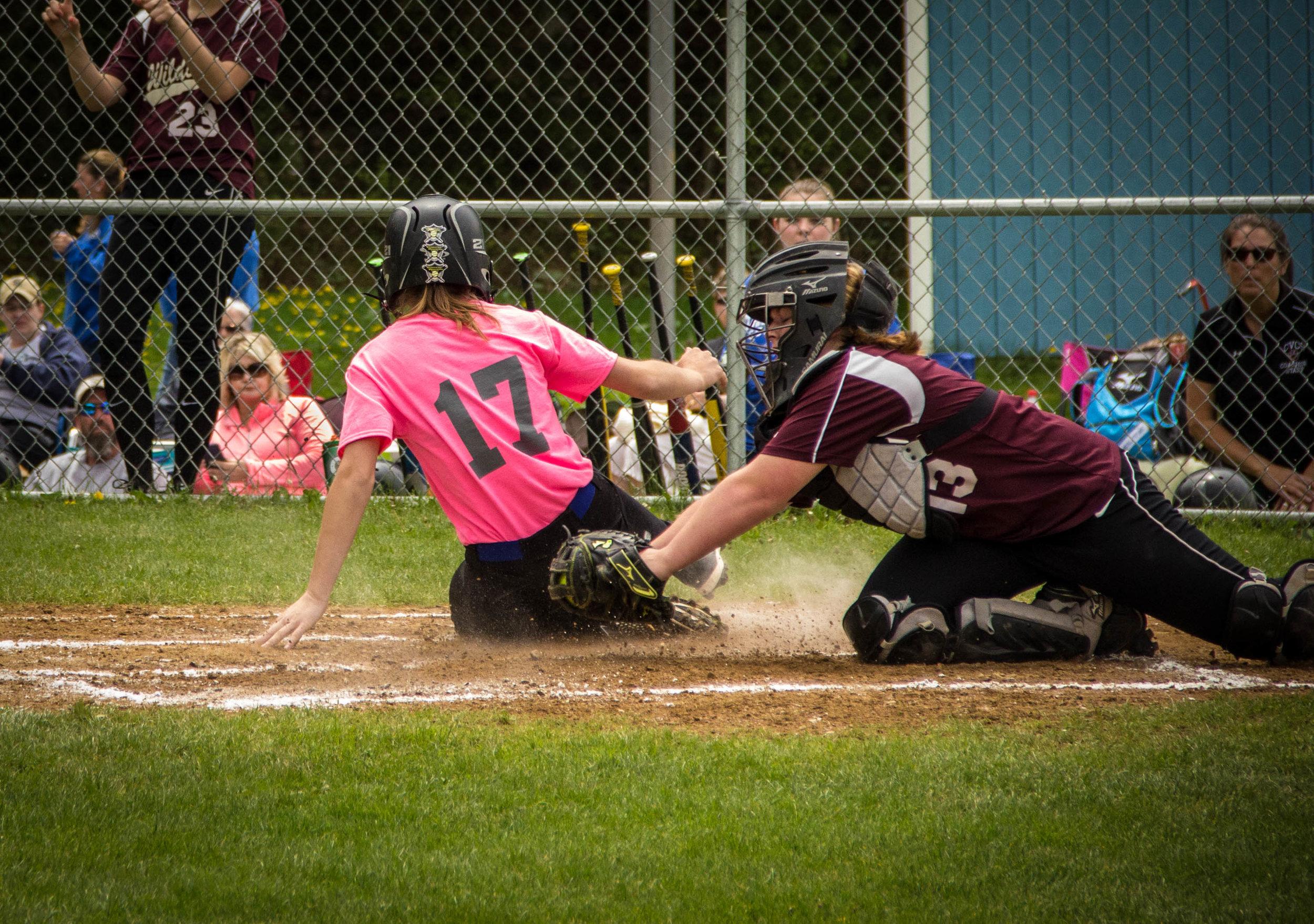 Hancock Softball