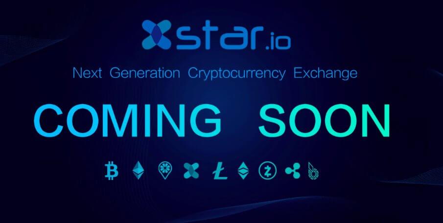 Xstar.io XStar Exchange comming soon anaso trading LoMoStar LoMoCoin.jpg