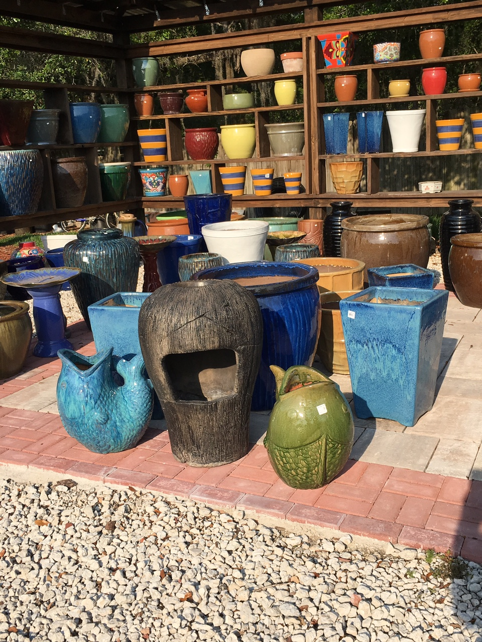 Select Pottery