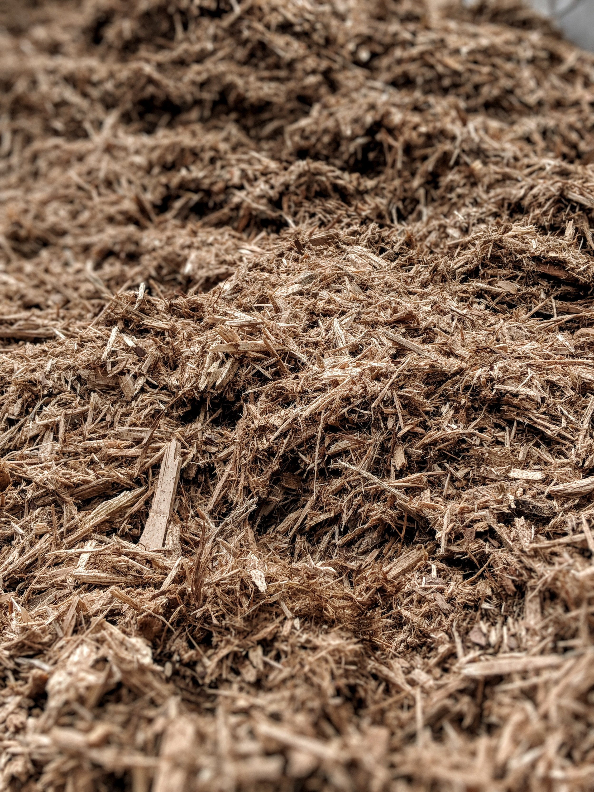 Mulch-Caramel