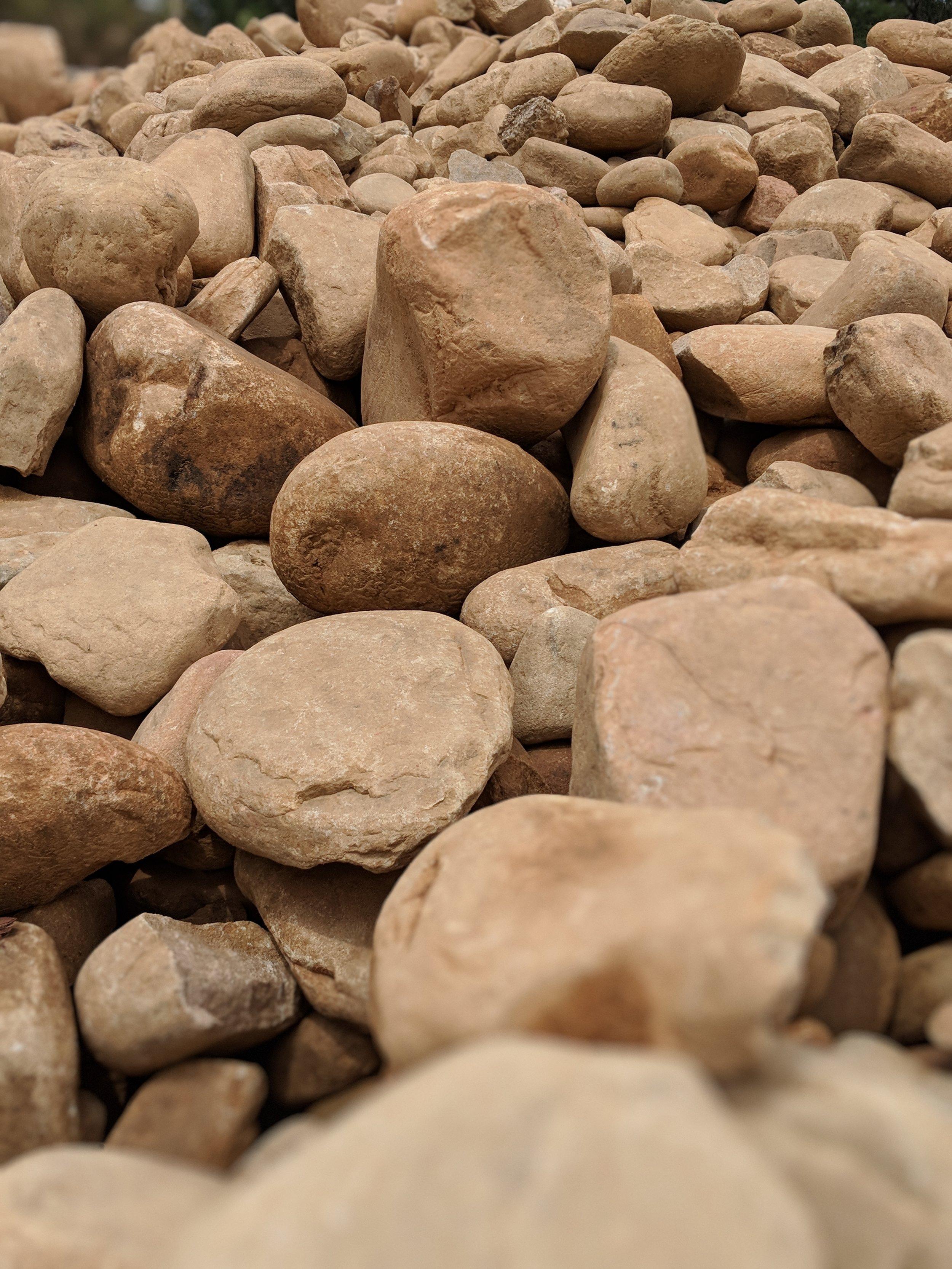 Grande River Rocks