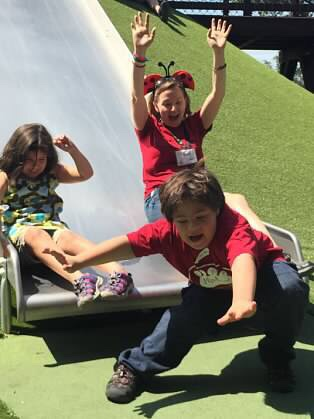 Friday, August 2 - Cubberley Center, Magical Bridge, Field PlayParent Drop, 9am: Palo Alto Junior Museum and Zoo, Cubberley Community Center, 4050 Middlefield Road, Palo Alto, CA 94303Parent Pick up, 2pm: 3700 Middlefield Rd, Palo Alto, CA 94303 (Mitchell Park Library)