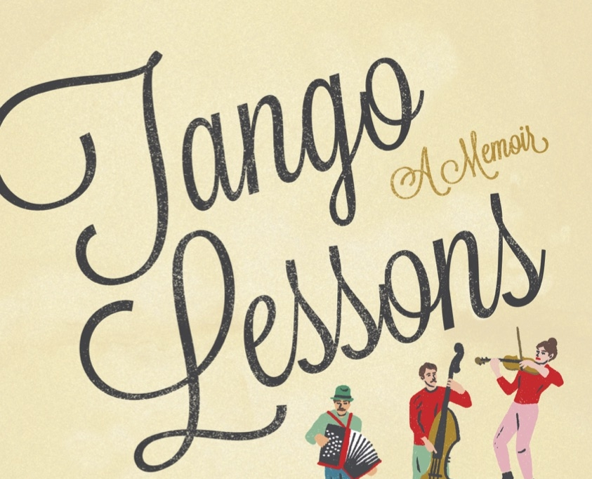 TANGO LESSONS cover