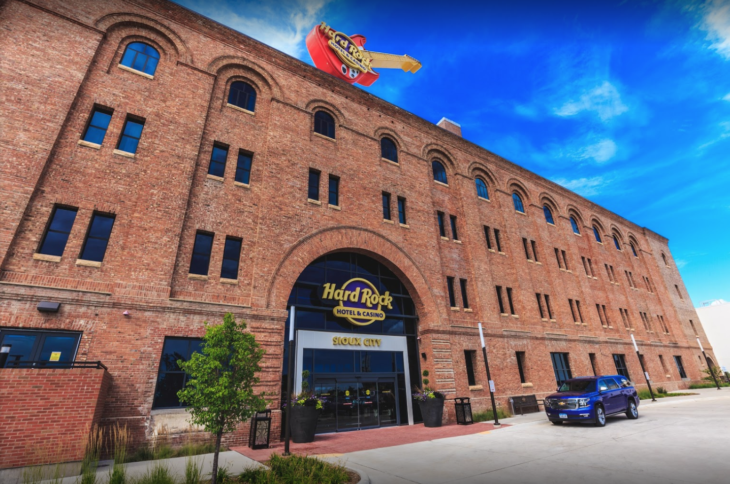 HARD ROCK HOTEL AND CASINO SIOUX CITY -