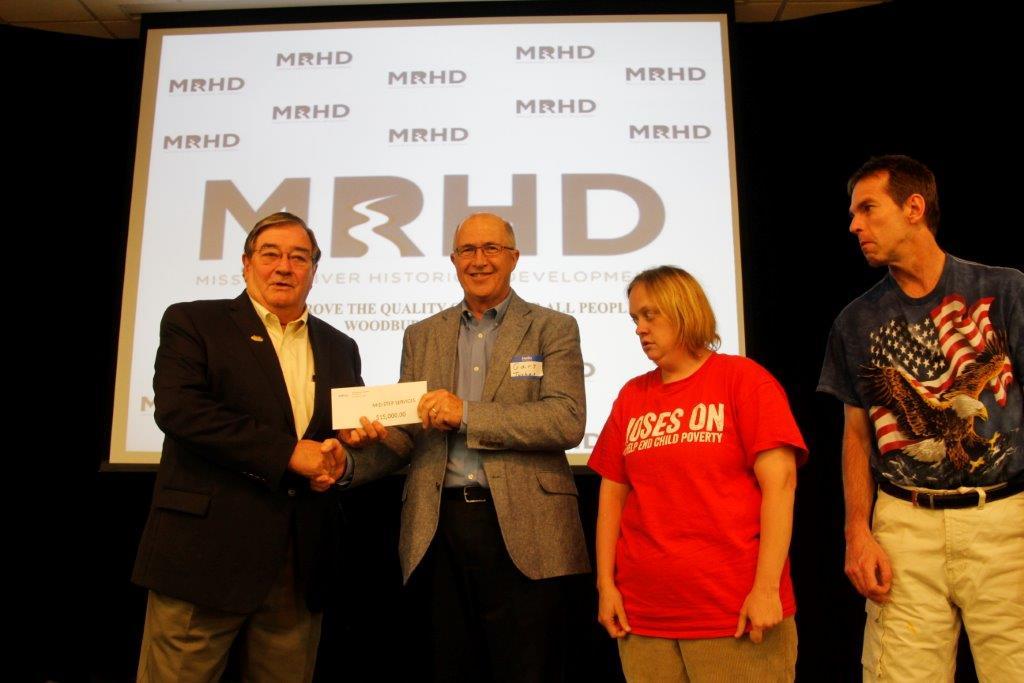 MIDSTEP   $15,000