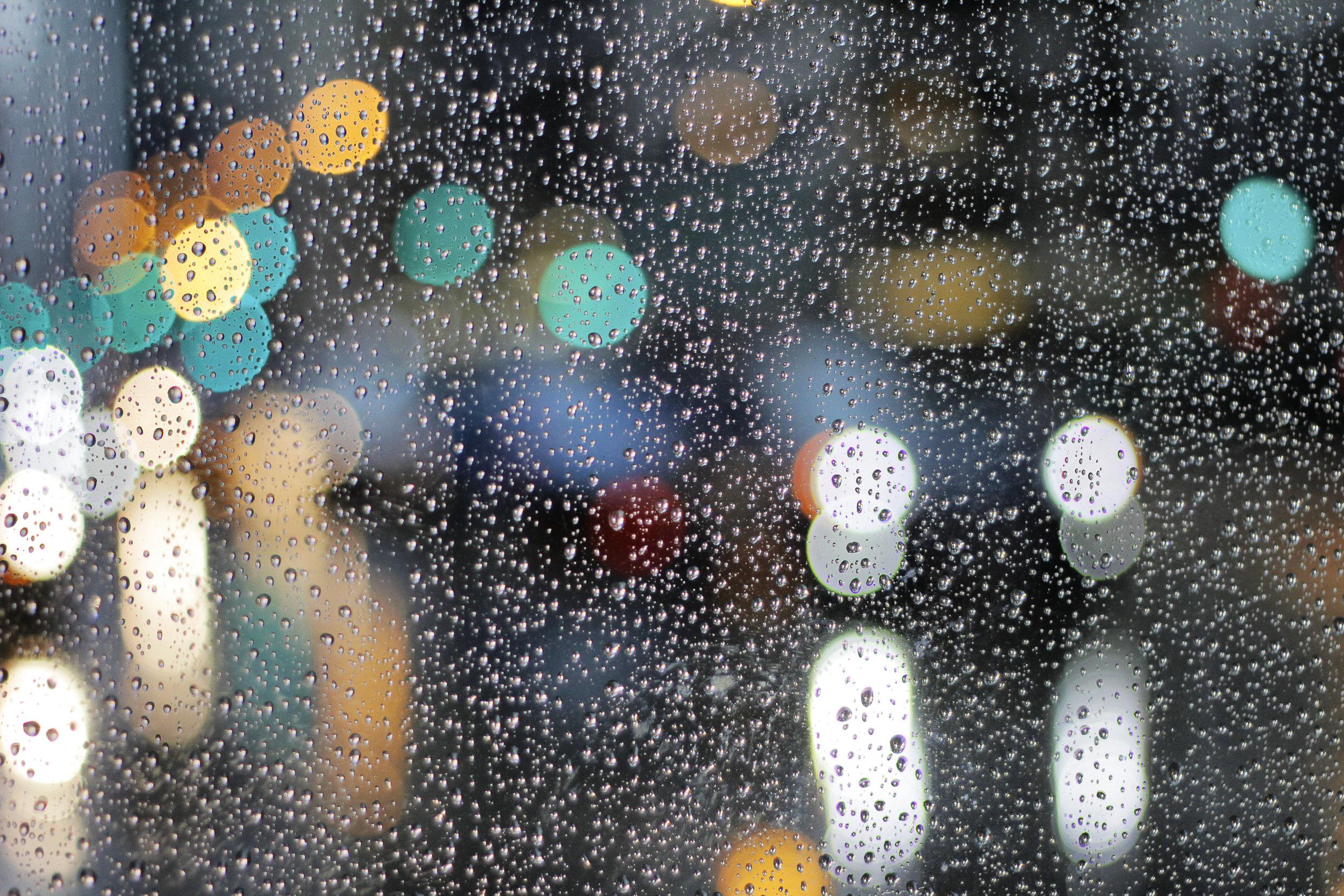 Rain Drops on my Mind