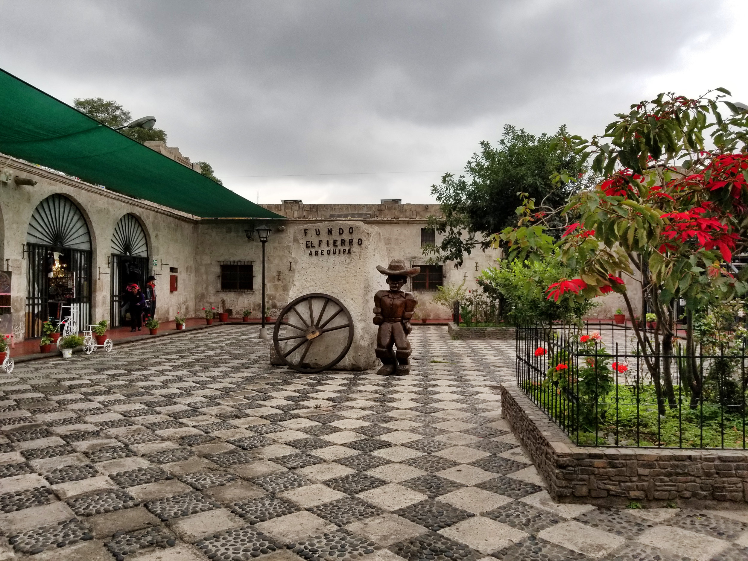 Fundo El Fierro Arequipa